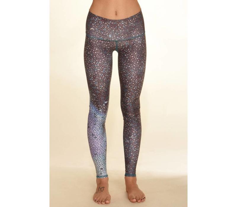 Teeki Yoga Legging - Mermaid Fairyqueen