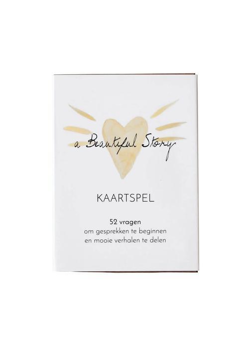 A Beautiful Story A Beautiful Story Kaartspel 52 Vragen