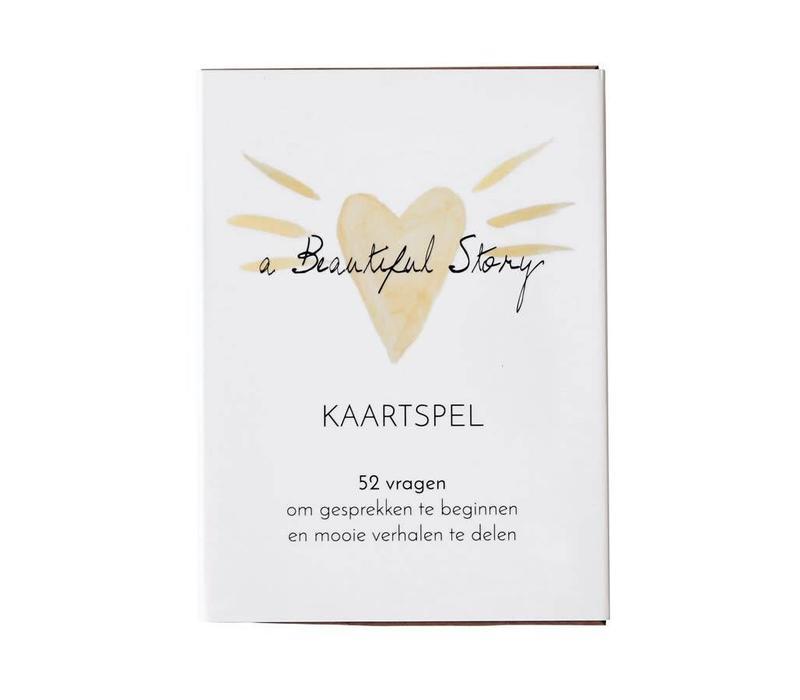 A Beautiful Story Kaartspel 52 Vragen