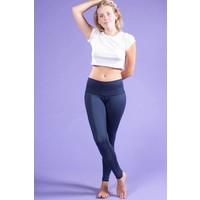 Teeki Yoga Legging - Solid Navy