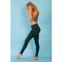 Teeki Yoga Legging - Hunter Green