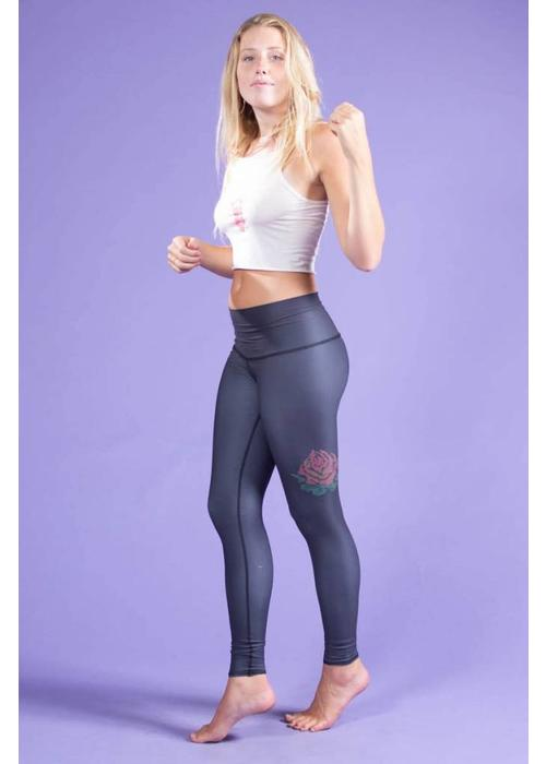 Teeki Teeki Yoga Legging - Gypsy Rose