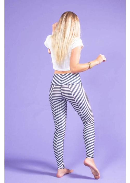 Teeki Teeki Yoga Legging - Balanced