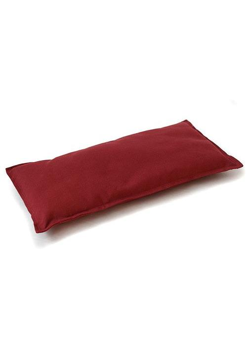 Lotus Design Meditation Bench Cushion - Burgundy