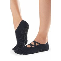 Toesox Elle Full Toe - Black