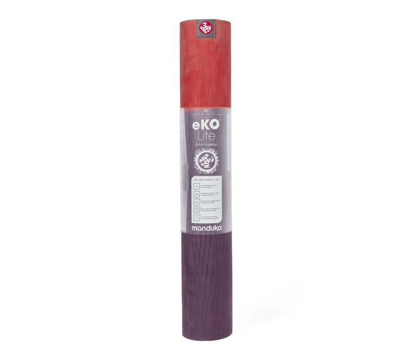 Manduka eKO Lite Yoga Mat 180cm 61cm 4mm - Khangai