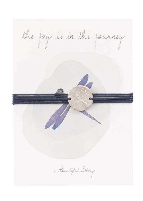 A Beautiful Story A Beautiful Story Jewelry Postcard - Dragonfly