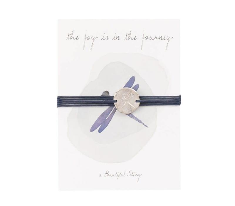A Beautiful Story Jewelry Postcard - Dragonfly
