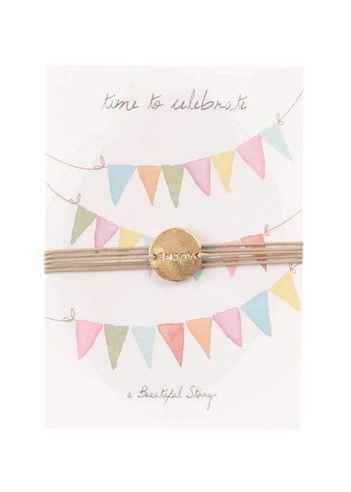 A Beautiful Story A Beautiful Story Jewelry Postcard - Enjoy