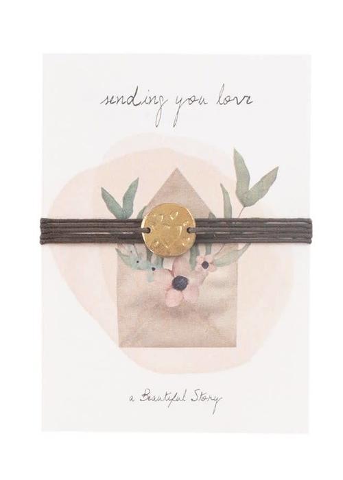 A Beautiful Story A Beautiful Story Jewelry Postcard - Envelope