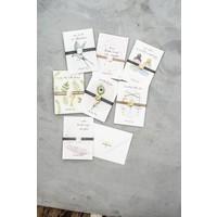 A Beautiful Story Jewelry Postcard - Rainbow
