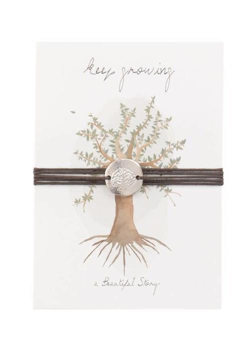 A Beautiful Story A Beautiful Story Jewelry Postcard - Tree