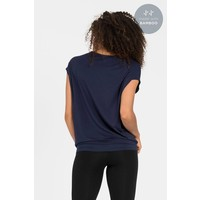 Dharma Bums Luxe Layer Top - Navy