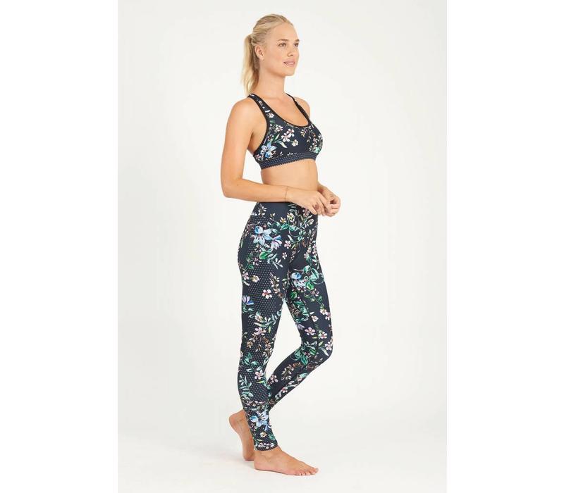 Dharma Bums Yoga Legging - Bloomsbury