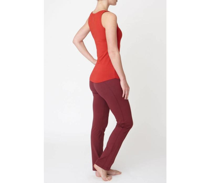 Asquith Live Fast Pants - Claret