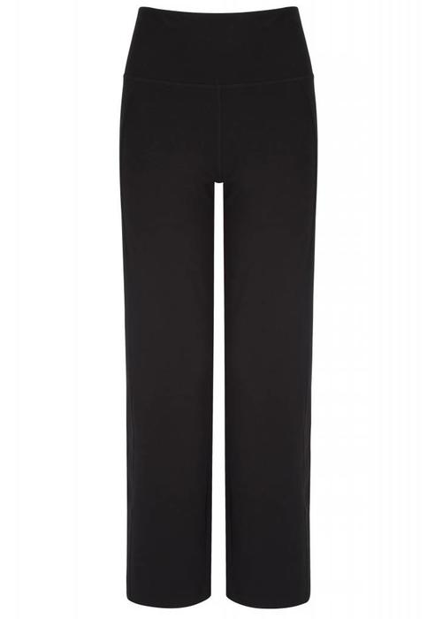 Asquith Asquith Live Fast Pants - Jet Black