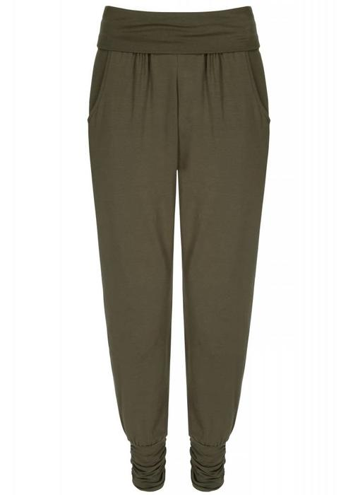Asquith Asquith Long Harem Pants - Khaki