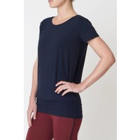 Asquith Smooth You Tee - Navy