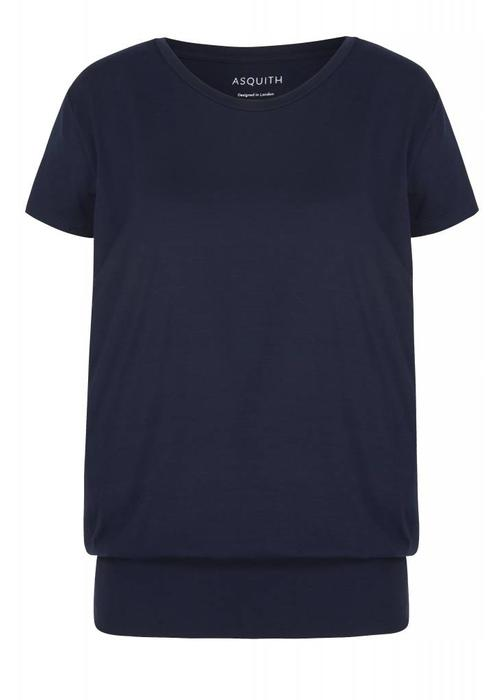 Asquith Asquith Smooth You Tee - Navy