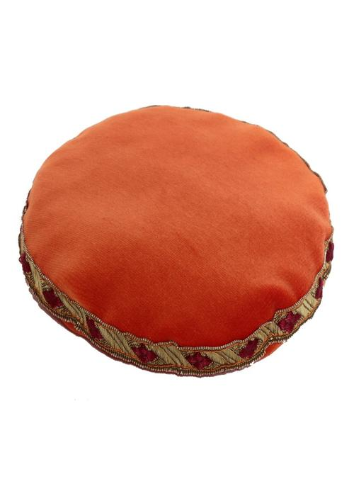 Lotus Design Singing bowl cushion Round - Large