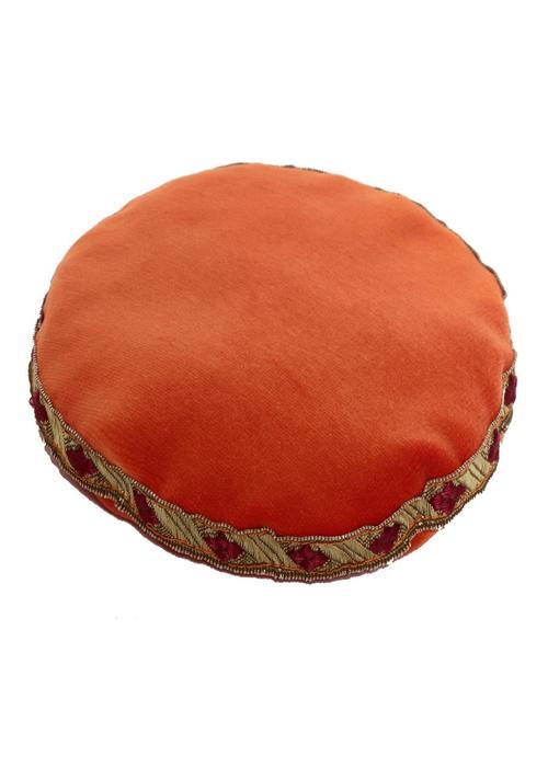 Lotus Design Singing bowl cushion Round - Large