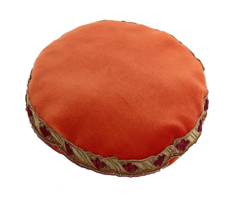 Singing bowl cushion Round - Large