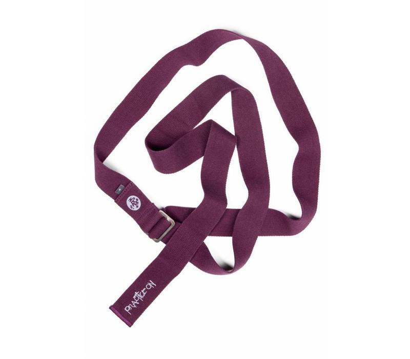 Manduka Align Yoga Strap 244cm - Indulge
