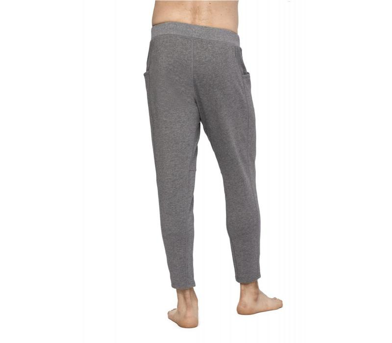 Manduka Intentional Pant - Light Heather Grey