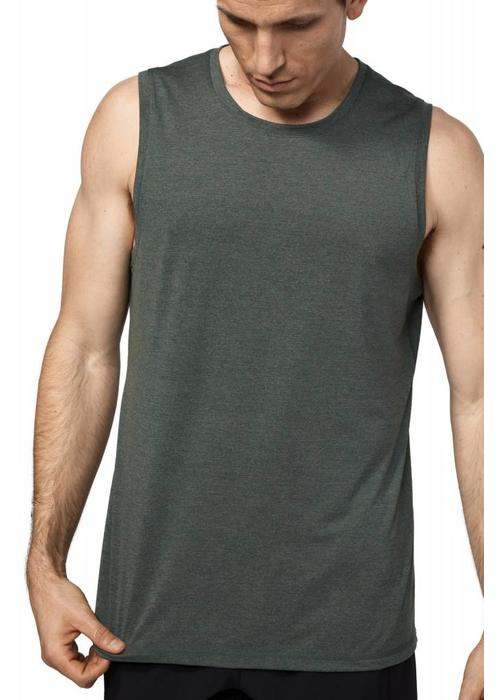 Manduka Manduka Cross Train Tank - Heather Forest