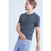 Ohmme Cobra Bamboo Shirt - Solid Grey