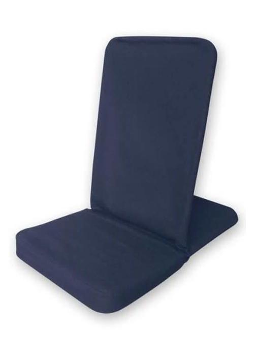 BackJack BackJack Extreme Meditation Chair Foldable - Navy