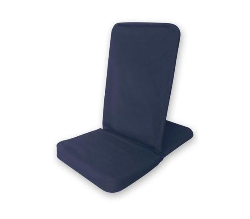 BackJack Extreme Meditatiestoel Opklapbaar - Donkerblauw