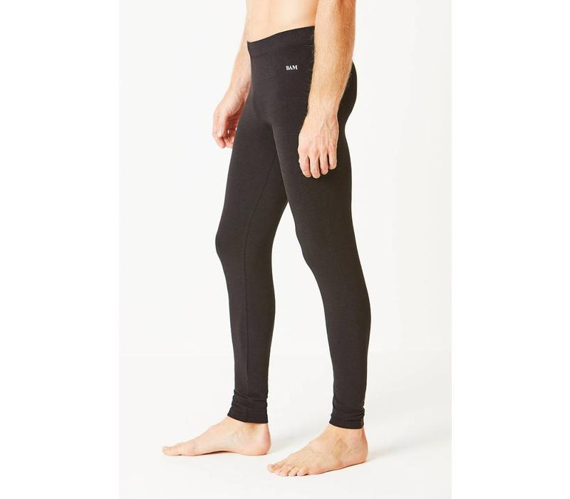 Bam Men's Leggings - Black