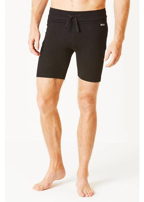 Bam Bam Compression Shorts - Black