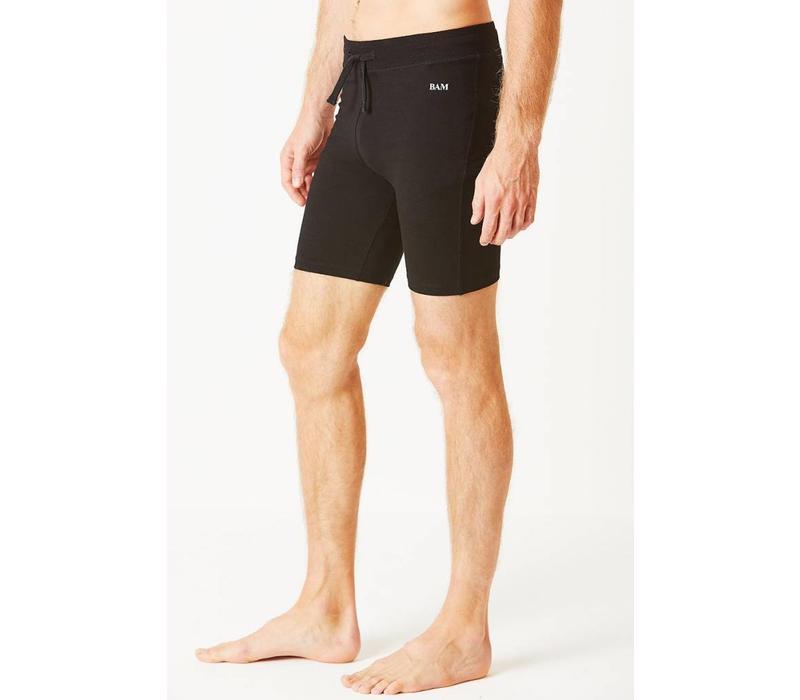 Bam Compression Shorts - Black