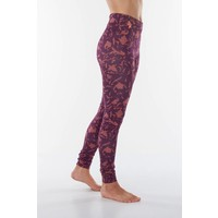Urban Goddess Satya Ojas Yoga Legging - Rock Crystal