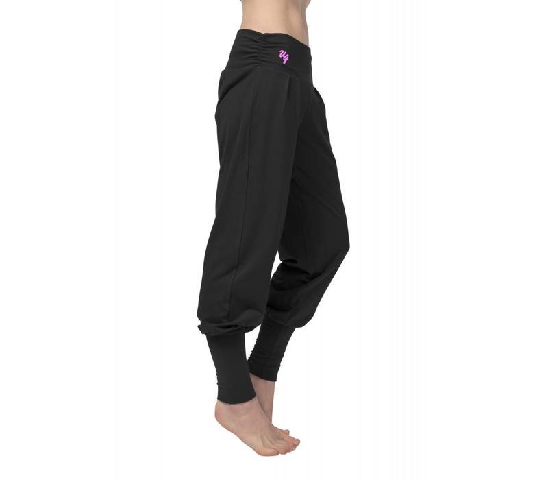 Urban Goddess Dakini Yoga Pants - Urban Black