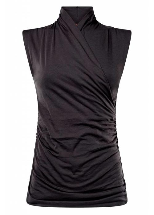 Urban Goddess Urban Goddess Good Karma Yoga Top - Urban Black