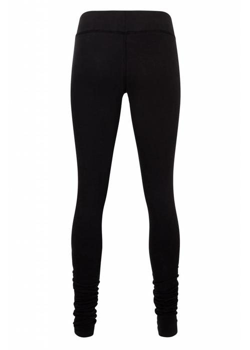 Urban Goddess Urban Goddess Bhaktified Yoga Legging - Urban Black
