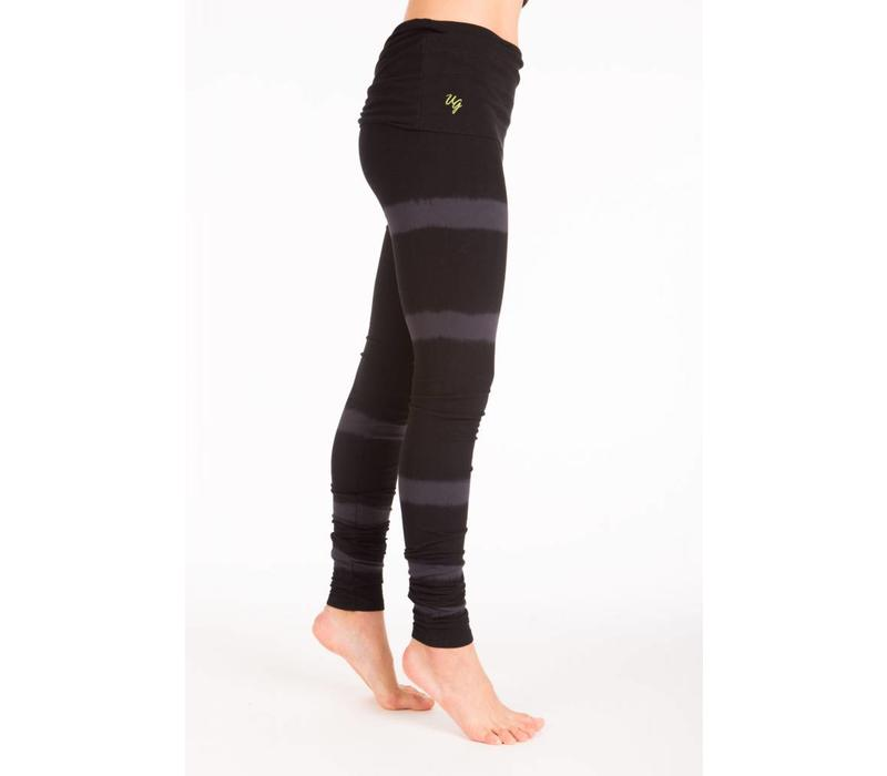 Urban Goddess Shunya Yoga Legging - Urban Black/Charcoal
