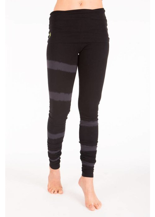 Urban Goddess Urban Goddess Shunya Yoga Leggings - Urban Black / Charcoal