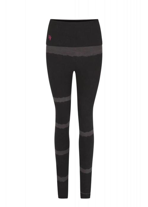 Urban Goddess Urban Goddess Shunya Yoga Legging - Urban Black/Charcoal