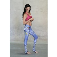 Niyama Sol Endless Legging - Wild Flowers