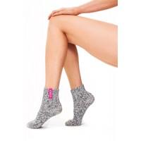 Soxs Women's Socks - Grey Low