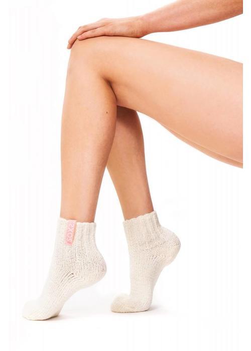 Soxs Soxs Women's Socks - Off White Low