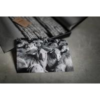 Soxs Heren Sokken - Dark Grey Half High