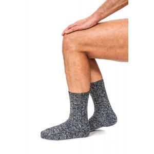 Soxs Soxs Men's Socks - Dark Gray Half High