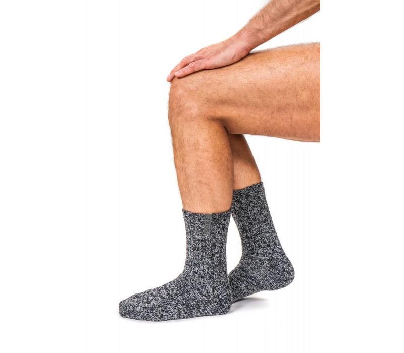 Soxs Men's Socks - Dark Gray Half High