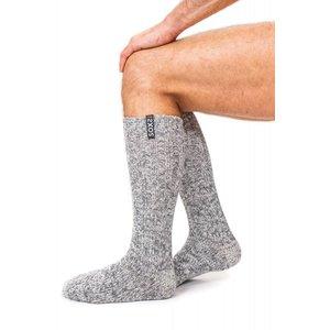 Soxs Soxs Heren Sokken - Grey Knee High