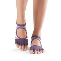 Toesox Yoga Sokken Bellarina Open Tenen - Brisk